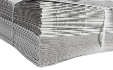 PRINTED NEWSPAPER