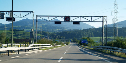 autoroute,réseau suisse