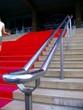 Escalier  rapis rouge Cannes
