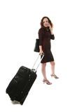 Woman Traveler poster