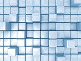 Abstract Background - Cubes - 3972977