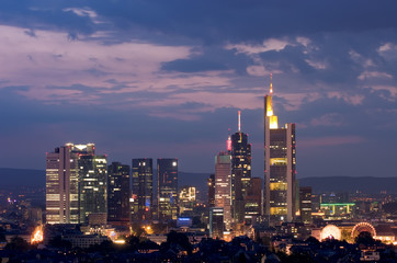 Frankfurt Cluster