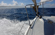 Segeln und Meer