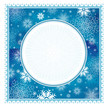 blue christmas background,vector illustration