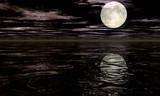 Fototapety paysage de nuit