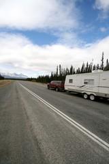 trailer, travel