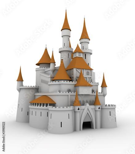 Średniowieczny pałac