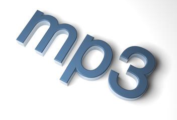 mp3-schrift