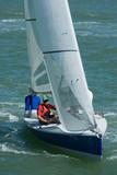 Sailing boat poster