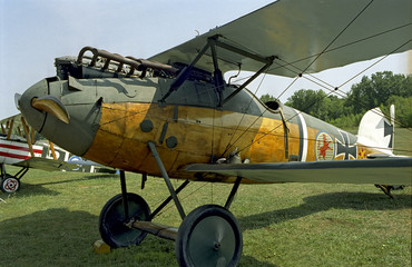 German Albatross from WWI