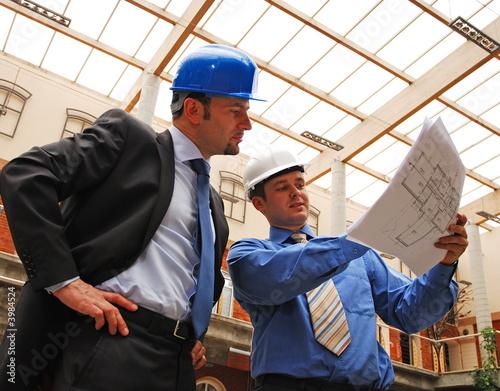 architekt i przełożony Przegląd Blueprints