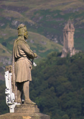 Robert the Bruce & Wallace Monument
