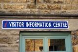 sign. i. visitor information centre poster