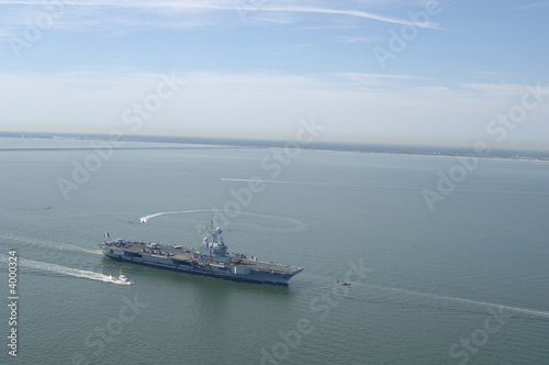 Aircraft Carrier Charles De Gaulle - 4000324