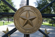 Gates at the Texas State Capitol