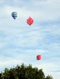 Balloon Festival London Ontario August 04 2007 poster