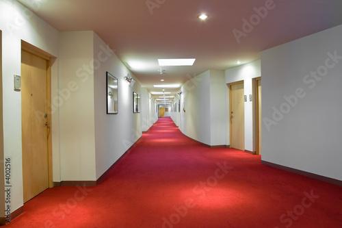 Luksusowy hotel Corridor