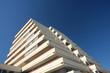 Futuristic Building in La Grande Motte, France