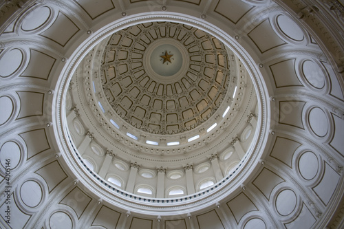 Dome at Texas State Captiol