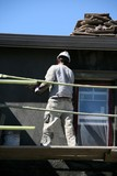 construction worker,stucco poster