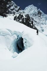 The climb in Cordilleras