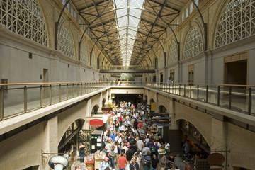 Farmer Market in Ferry Building