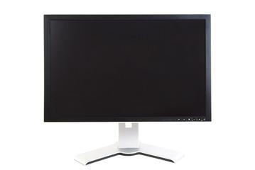 Computer Monitor, Black Screen
