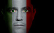 Italian Flag - Male Face