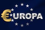Europäische Union poster