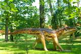Ornithosuchus longidens, Ornithosuch, thecodont-