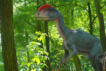 Dilophosaurus wetherilli, Dilophosaur