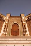 Entrance to the Mosque in Agadir, Morocco poster