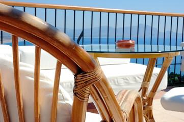 Chair sea
