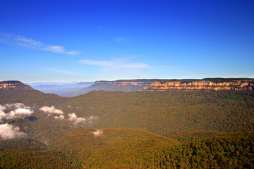 Blue Mountain, NSW, Australia..
