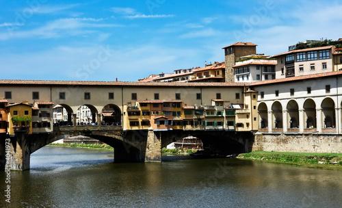 poster of Beautiful bridge Ponte Vecchio