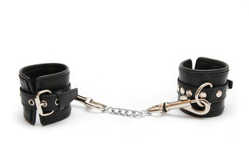 Leather Handcuffs