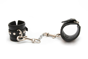 Leather Handcuffs for BDSM