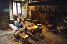 Maison paysanne du Cantal, La Salle comuna