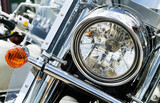 Motorcycle Bits: Headlight poster