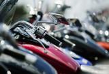 Motorcycle Bits: Handlebar poster