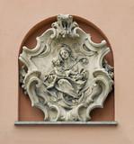 House decoration, Graz, Austria poster