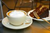 Fototapeta ciepły - gorący - Kawa / Herbata / Czekolada