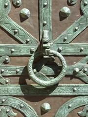 porte et gong