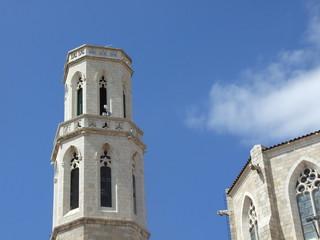 Eglise et ciel