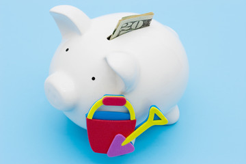 Savings for vacation fun
