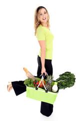 Eco friendly shopper