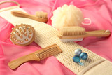 Skin and bodycare accessories 5 poster