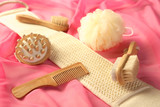 Skin and bodycare accessories 4 poster