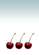 three cherries