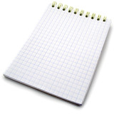 notepad poster